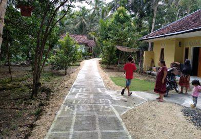 Tingkatkan Ekonomi Warga, Kades Bojong Bangun Setiap Kedusunan Dengan Merata
