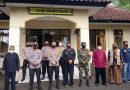 Jelang Pilkada, Kapolres Tasik Kota : Jaga Kondusivitas di Kec Gunungtanjung