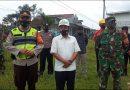 Kapolsek Bantarkalong, Bergerak Tertibkan Layangan Tali Kawat