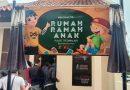 Terinspirasi Arul, Kini Polres Tasik, Punya Rumah Ramah Anak