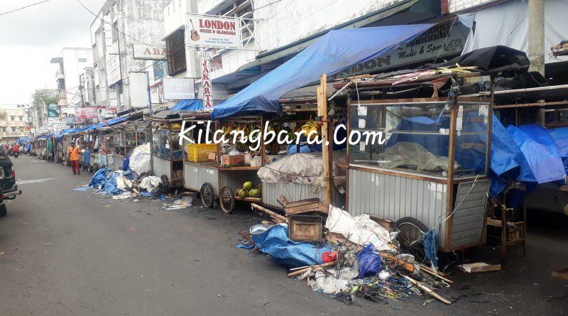 PKL Cihideung Tidak Diusir, Plt Walikota Tasik : Didata, Ada 262 Pedagang